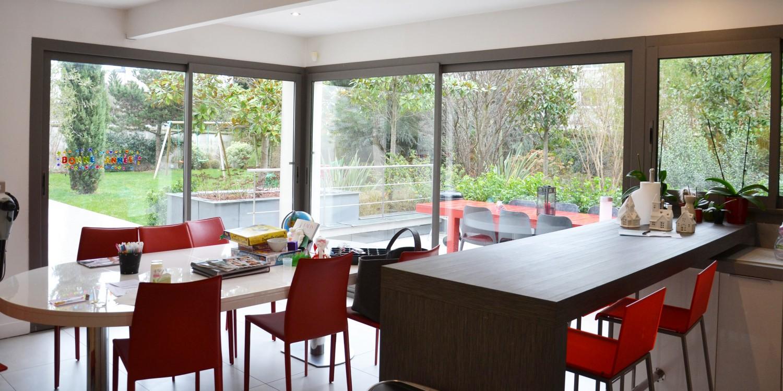 Loft d\'habitation – Issy les Moulineaux 92 – Solvet Architectes